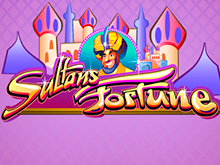 Игровой аппарат Sultans Fortune